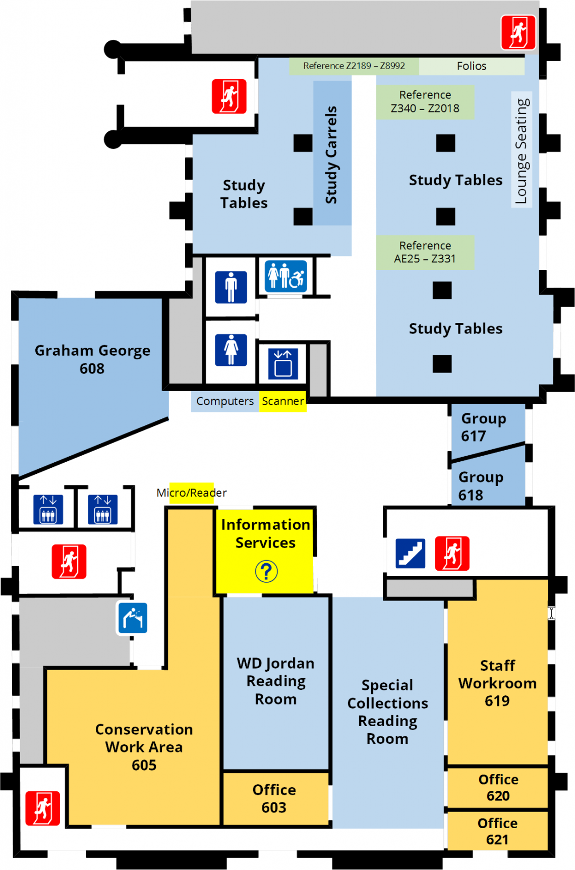Jordan floorplan