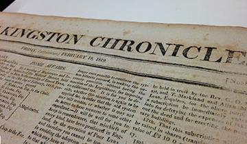 Canadian Newspapers Collection